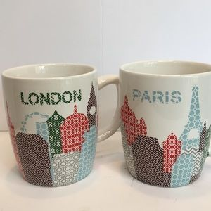 Other - Paris and London coffee cup